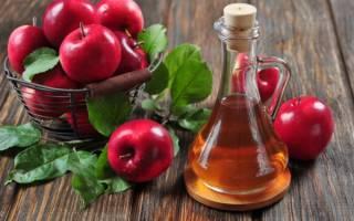 9 способов применения яблочного уксуса для кожи