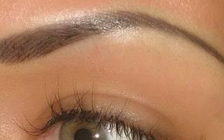 Виды и техники перманентного макияжа бровей –