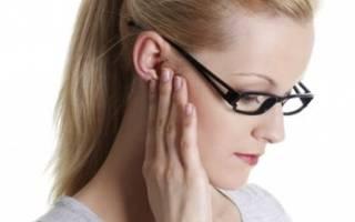 Заложило уши: причины и что делать