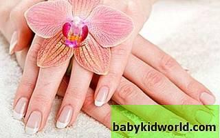 Шелушение кожи на ладонях рук