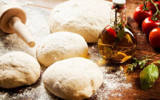 Тесто для пиццы на сметане: рецепты