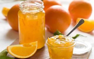 Варенье из апельсинов – рецепты