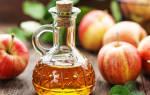 Яблочный уксус польза и вред для организма человека