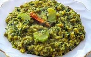 Сельдерей – рецепты приготовления блюд