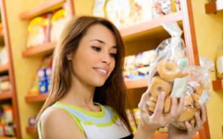 Пищевая ценность продуктов питания – таблица
