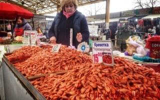 Жареные креветки: рецепты с фото