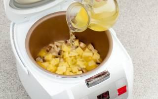 Как вкусно приготовить картофель в мультиварке – пошаговые рецепты с фото