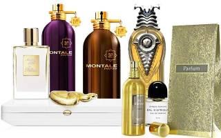 Что такое нишевый парфюм и лучшие бренды