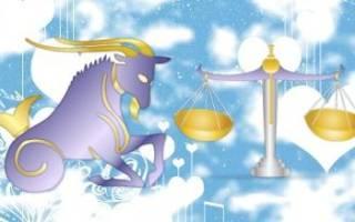 Плохая и хорошая совместимость Козерога с другими знаками зодиака