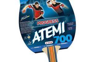 Ракетки для настольного тенниса: как выбрать