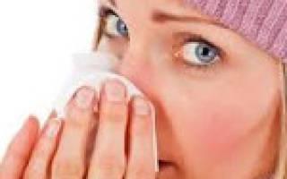 Ринофарингит – симптомы и лечение