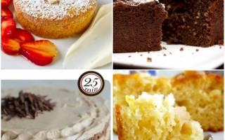 Торт на кефире: рецепты с фото