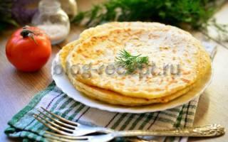 8 рецептов вкусных сырных лепешек за 5 минут