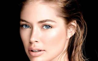 Нюдовый макияж для карих глаз: как сделать пошагово