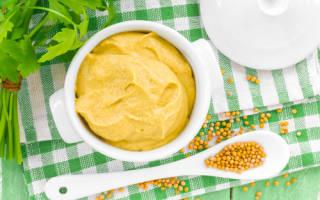 Как приготовить горчицу из сухого порошка