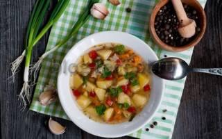 Гречневый суп на курином бульоне: рецепты