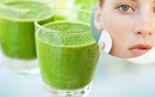 6 рецептов зеленого смузи для хорошего самочувствия