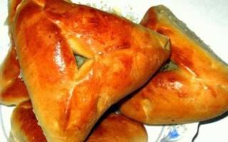 Эчпочмак по-татарски: пошаговые рецепты с фото