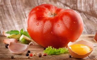 Маска из помидоров для лица для защиты кожи от зимней сухости