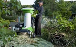Лучшие 6 бензиновых измельчителей веток и травы