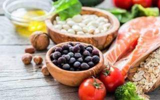 Правильное и здоровое питание – меню на неделю