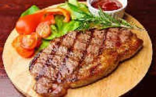 Стейки из свинины в духовке: рецепты