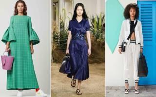 Что сейчас в моде из одежды – тренды 2019 года