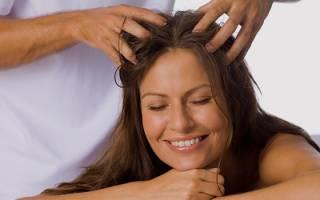 Массаж головы для роста волос: как делать в домашних условиях