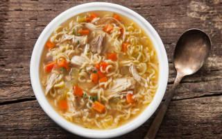 Рецепты вермишелевого супа с курицей: пошаговое приготовление