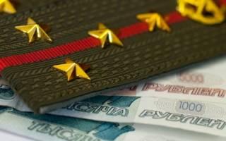 Льготы военным пенсионерам в 2018 году: размер субсидий