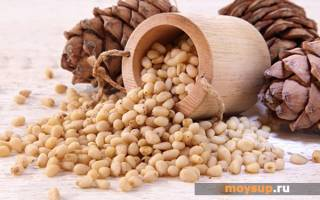 Салат с кедровыми орешками: рецепты с фото