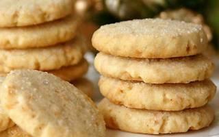 Печенье на сметане: вкусная выпечка