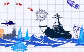 Как играть в Морской бой: правила