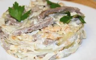 Салат «Министерский» – пошаговые рецепты приготовления в домашних условиях