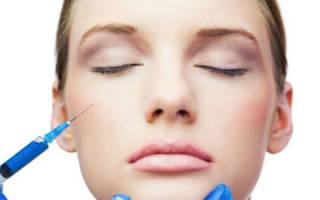 Ботокс от морщин: последствия инъекций для женщины