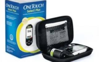 Глюкометр one touch select: как пользоваться прибором