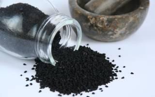 Применение масла черного тмина: инструкция и отзывы