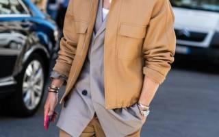 Что сейчас модно для мужчин из одежды