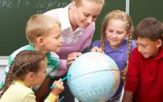 Подготовка к школе: занятия для детей