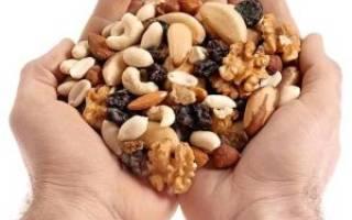 Какие орехи самые полезные для мужчин – рейтинг