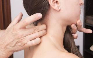 Шейный остеохондроз – симптомы, ощущения