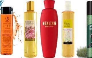 7 лучших парфюмированных гелей для душа