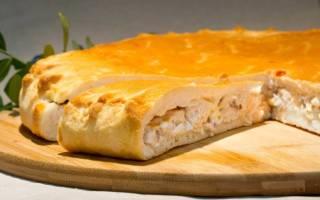 Тесто на рыбный пирог: рецепты