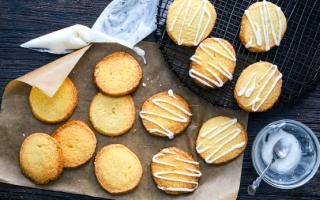 Печенье на маргарине: рецепты