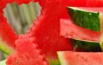 Малосольные арбузы – пошаговые рецепты приготовления с фото