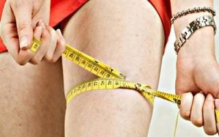 Эффективные упражнения для быстрого похудения ног и ляшек