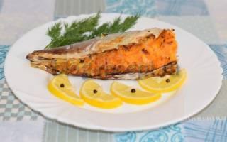 Скумбрия с овощами в духовке: рецепты