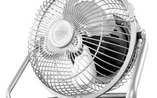 Топ-5 вентиляторов на прищепке