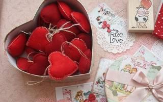 Как сделать уникальный подарок на 14 февраля