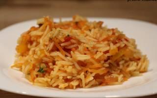 Как сварить рис рассыпчатым и вкусным